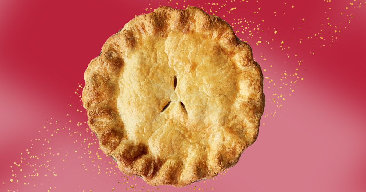 Maya-Camille Broussard makes the perfect apple pie