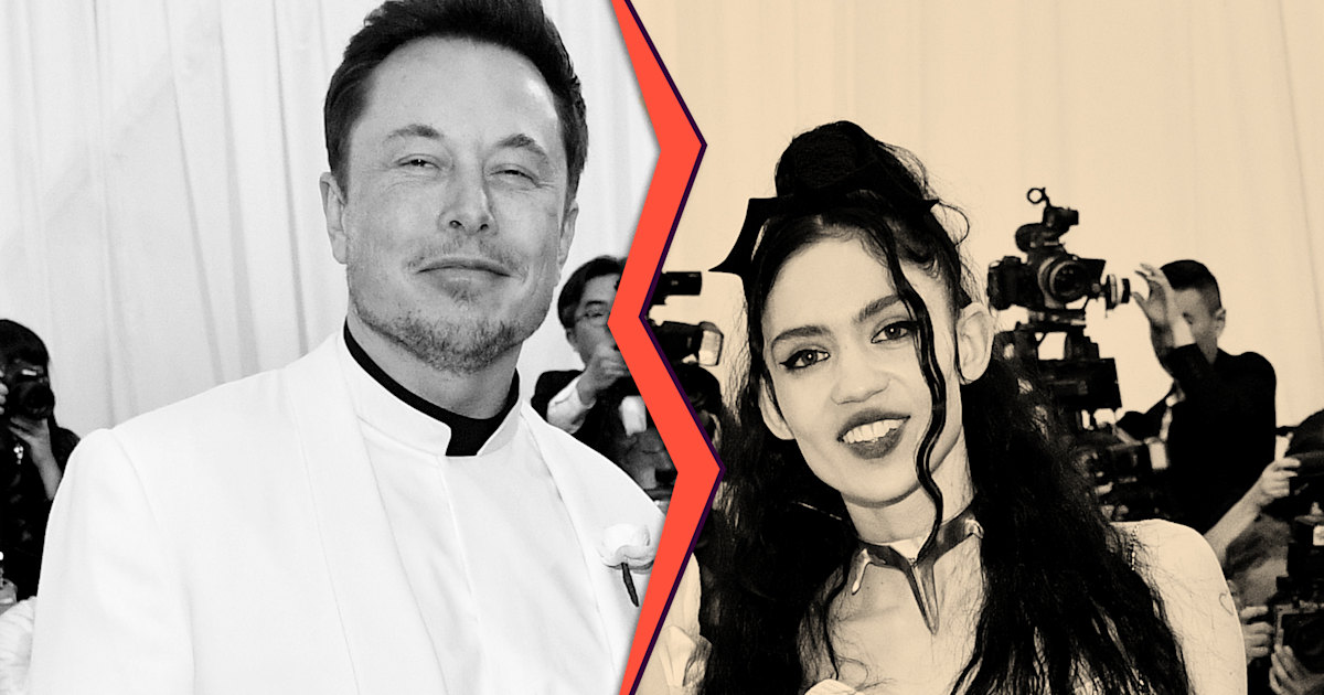 Elon Musk and Grimes split after 3 years of dating - Today.com