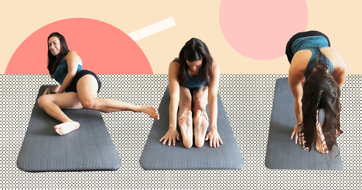 Have hip and knee pain? These IT band stretches can help