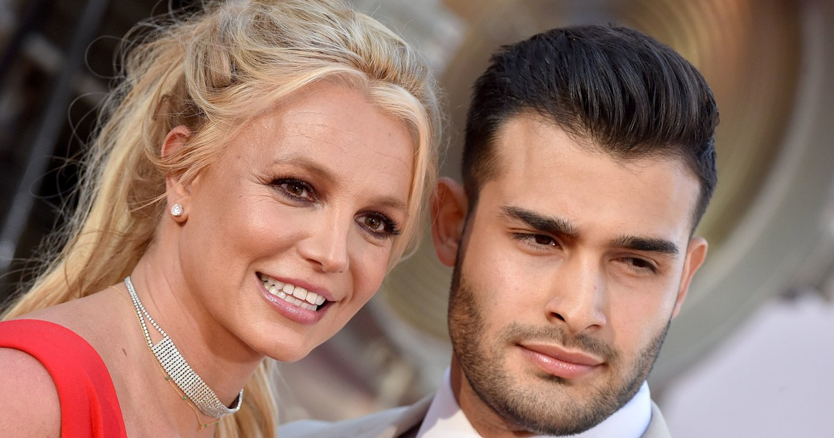 Sam Asghari surprises fiancée Britney Spears with new puppy — see the cute video