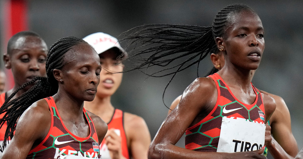 Kenyan Olympic runner Agnes Tirop, 25, found dead at her home