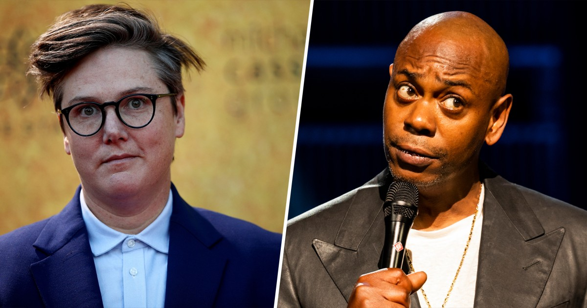 Hannah Gadsby slams Netflix exec for using her in defense of Dave Chappelle