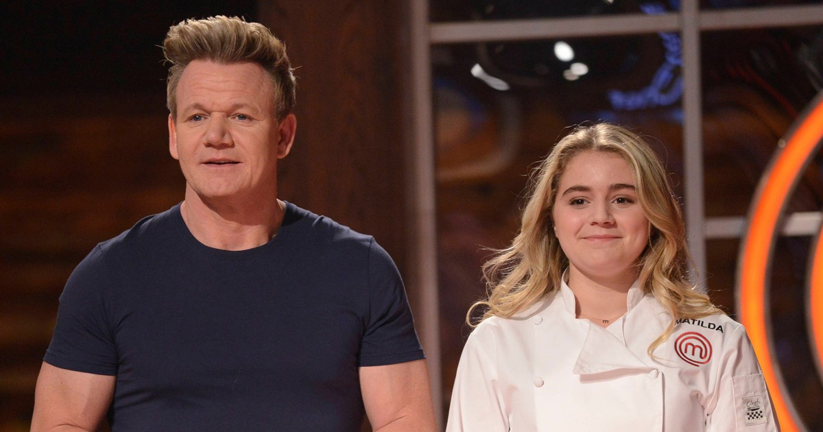 Gordon Ramsay's 19-year-old daughter claps back after host calls her 'chubby'