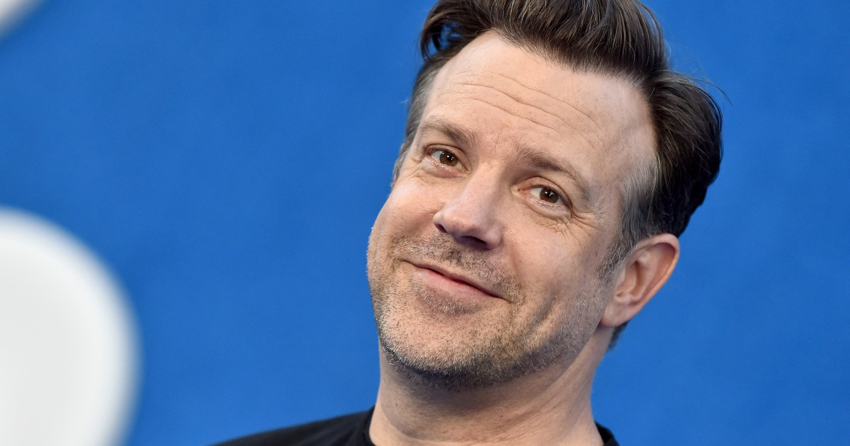 Jason Sudeikis' real name isn't even Jason, and our whole life is a lie