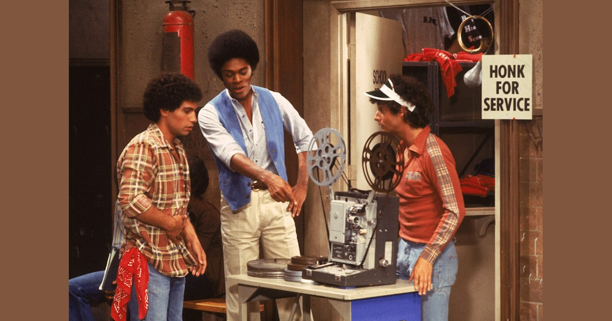 Ron Palillo, Horshack on 'Welcome Back, Kotter,' dies at 63