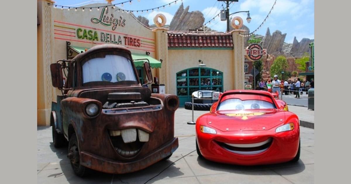 Cars Land revs up Disney's California Adventure