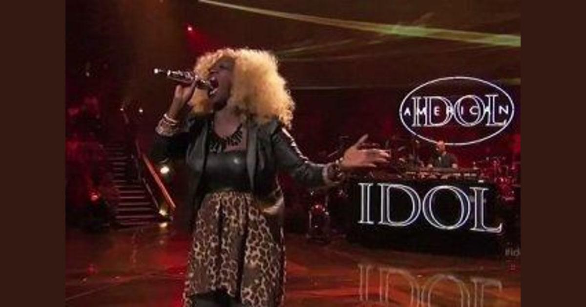 American Idol's' Zoanette Johnson beats Sudden Death with