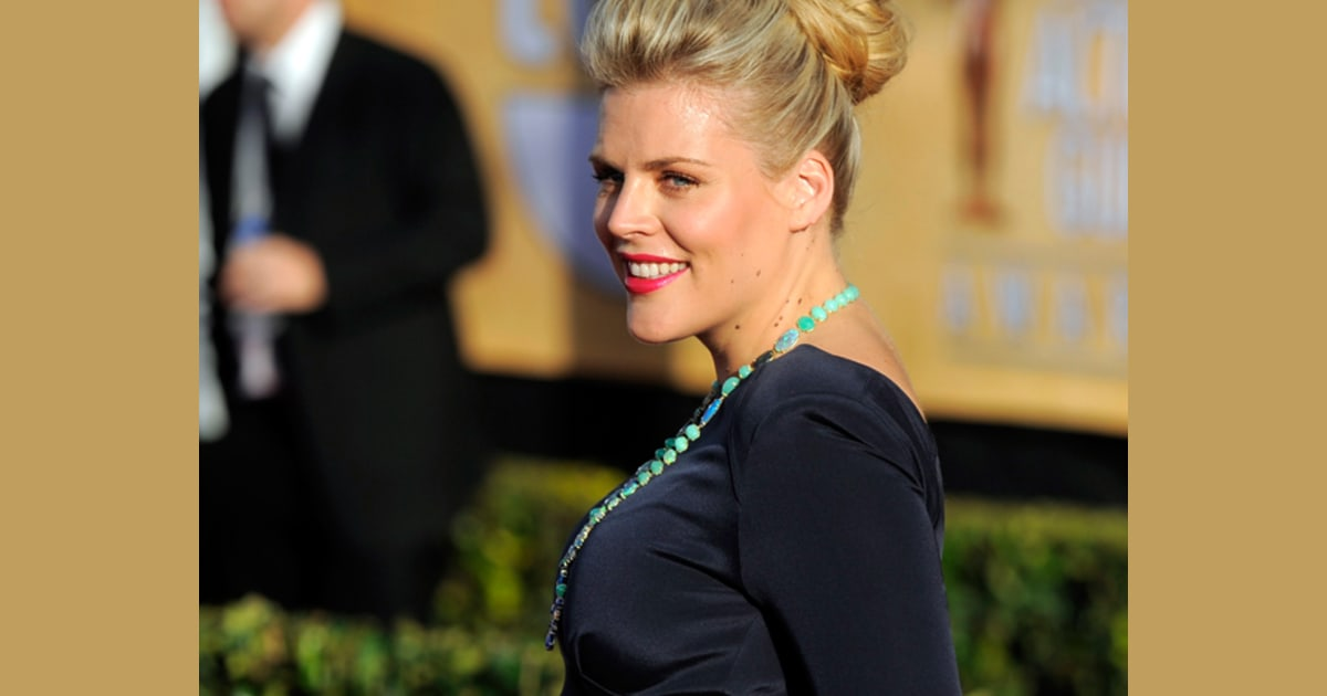 Busy Philipps New Baby Girl Is Named Cricket Joins Sister