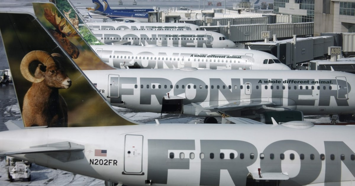 Frontier Enhances Service With New Carry On Bag Fee