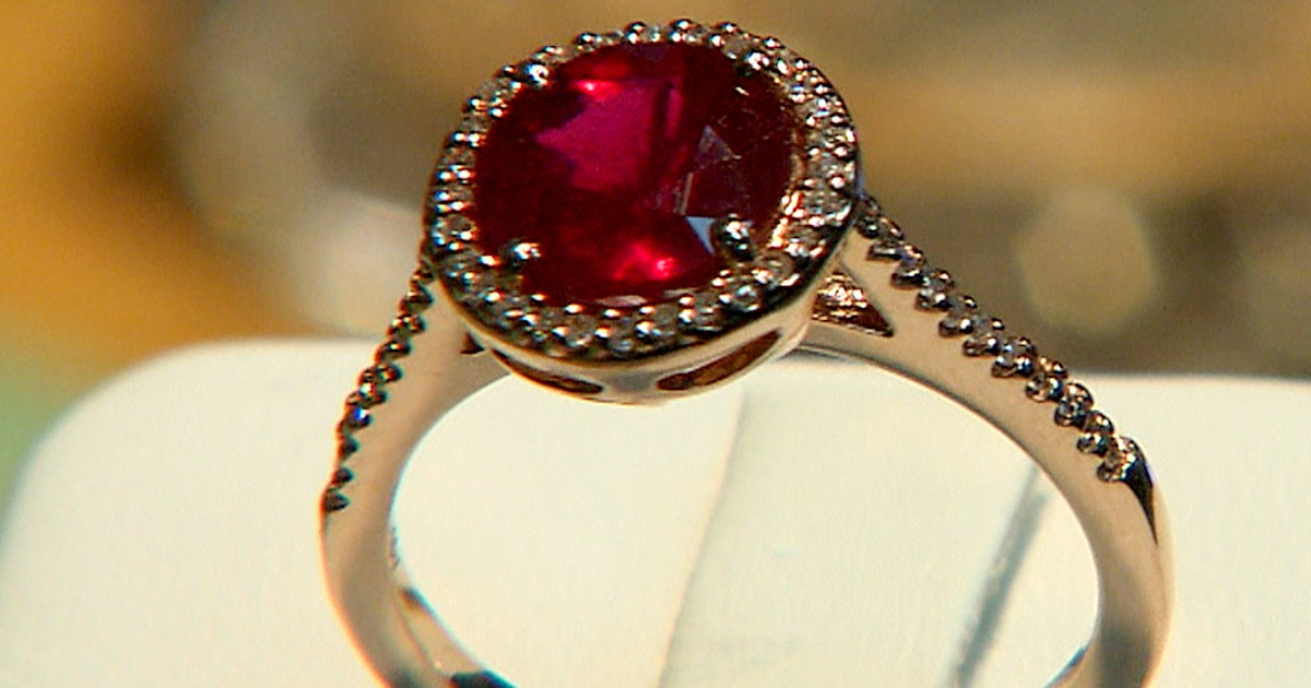 Red Ruby Alert Major Stores Selling Gems Filled With Glass