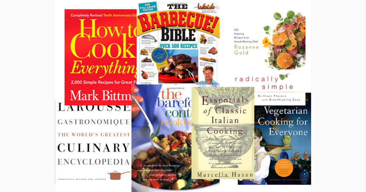 The 10 Best Cookbooks You Should Own