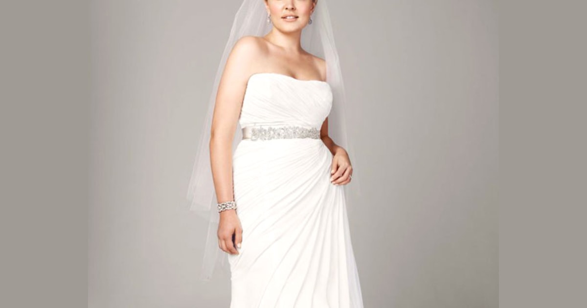 5 Proven Tricks To Scoring A Plus Size Wedding Dress At A Bargain