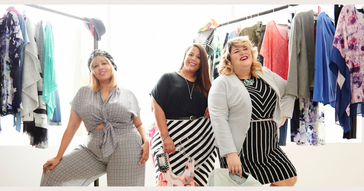 55bed1234f8 Ava   Viv  Target launches plus-size clothing fashion line