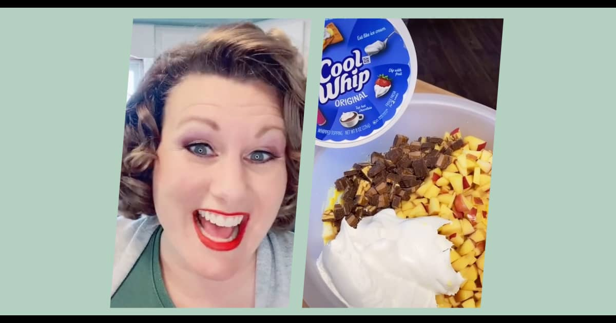 Meet 'That Midwestern Mom,' a TikToker known for her 'salads that aren't really salads'