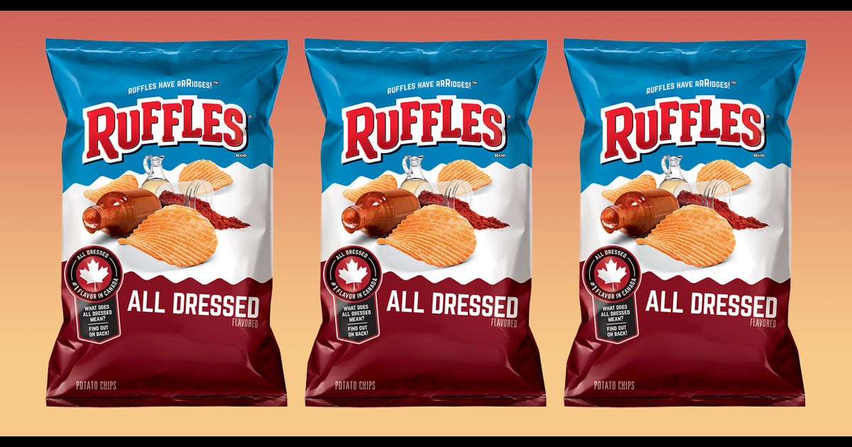 Frito-Lay recalls Ruffles chips in 9 states