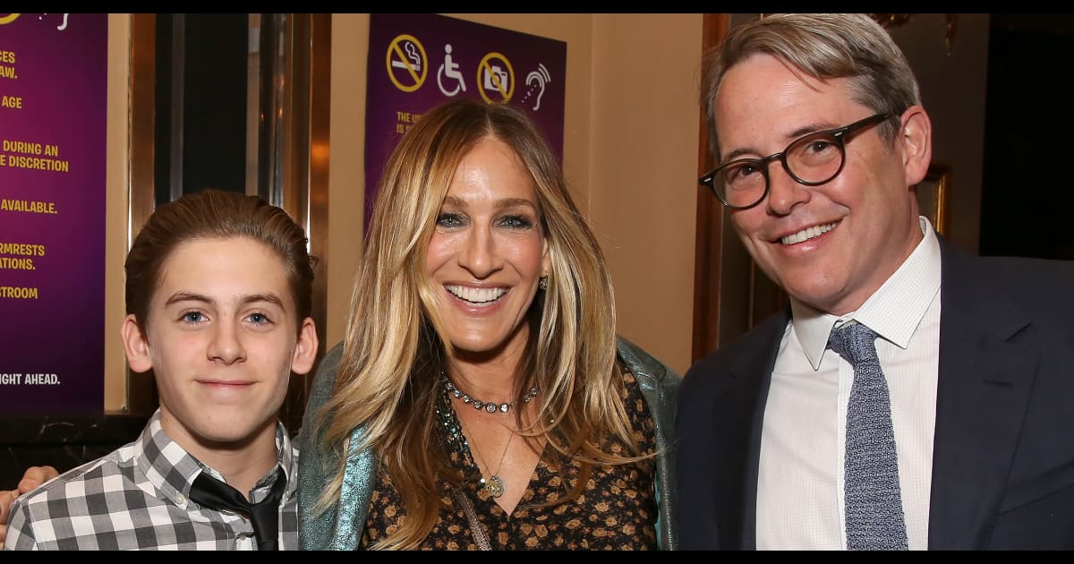Sarah Jessica Parker shares tribute to son ahead of high school graduation