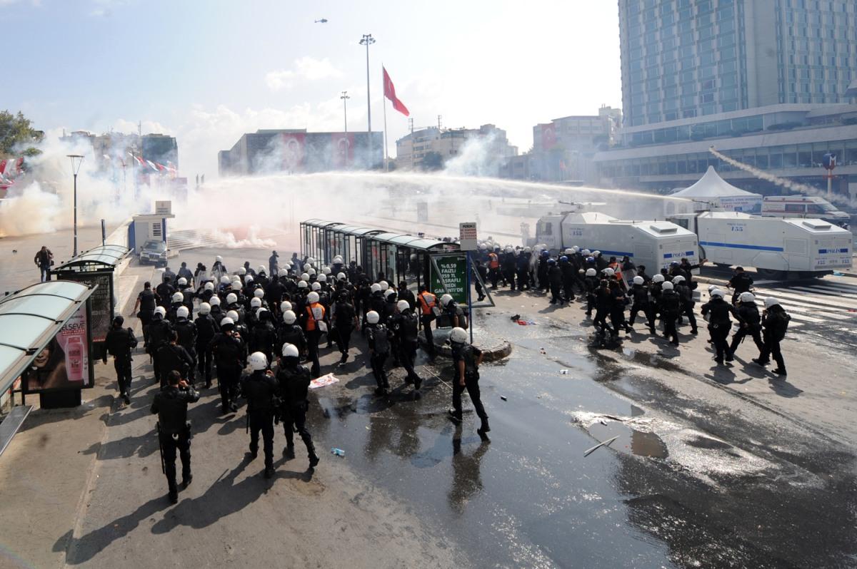 Беспорядки в Турции 2