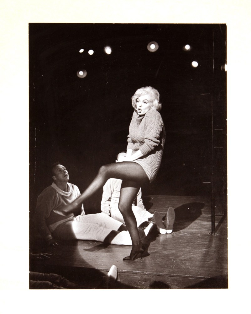 Кадры из фильма «Займемся Любовью» / 1960