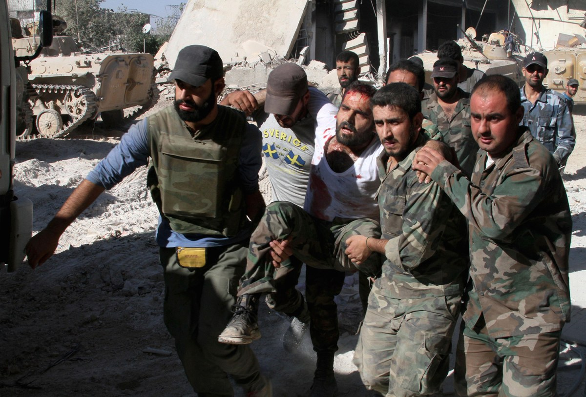 NBC poll: Nearly 80 percent want congressional approval on Syria