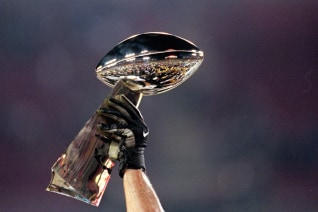 The Super Bowl trophy: where Tiffany meets the NFL