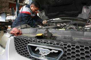 Image: Auto repair