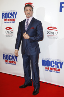 Image: ROCKY Musical Gala Premiere