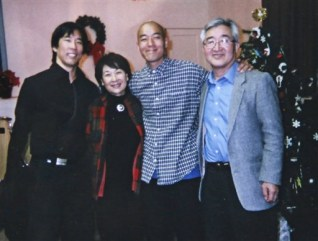 IMAGE: Park family