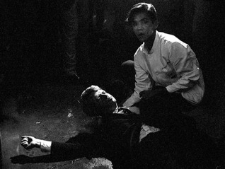 Image: Juan Romero holds Robert F. Kennedy moments after he was shot