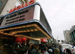 Image: Apollo Theater, Harlem