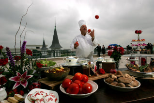 Image: Kentucky Derby chef