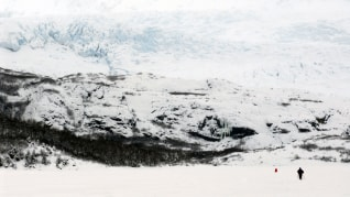Image: Mendenhall Glacier in Juneau, Alaska