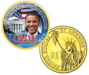 ConsumerMan: Obama coins worth the price? - Business ...