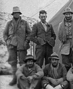 Mysterious 1924 Everest deaths linked to storm ... George Mallory And Andrew Irvine