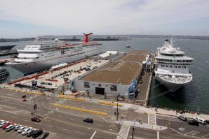 Cruise Lines Flee California Ports Travel Nbc News