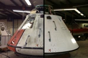 apollo high school space capsule - photo #11