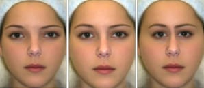 Ideal beauty a matter of millimeters, study says - Health