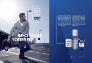 Nivea apologizes for ad some see as racist