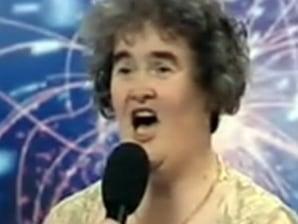 Scottish Woman Singing 120