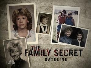 The Family Secret - Dateline NBC - Crime reports | NBC News