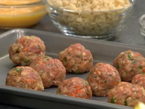 Make Lidia's spaghetti and meatballs, grilled Caesar salad - today ...