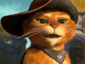 Puss In Boots Is One Of 5 Purrfect Movie Cats Today Entertainment Today Entertainment Movies Today Com