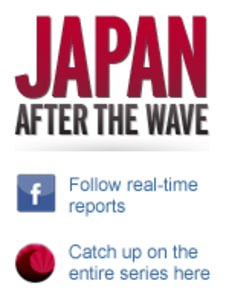 World Blog - Japan: After the wave
