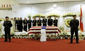 Hmong general denied Arlington burial
