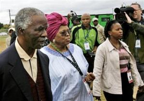mbeki and zuma meet