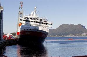 Crew Inspecting Firedamaged Cruise Ship  Travel  News