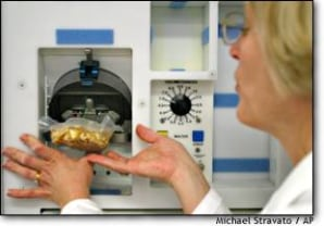 Space food tastes better than it looks - Technology ...