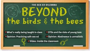 safe sex education in schools in Garland