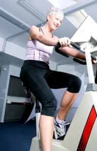 losing the 'matronly look' of menopause  health  fitness