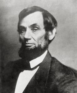 Abe Lincoln's anger revealed in Civil War letter ...