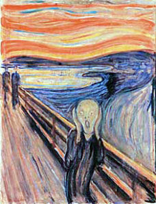 "Image: ""The Scream"""